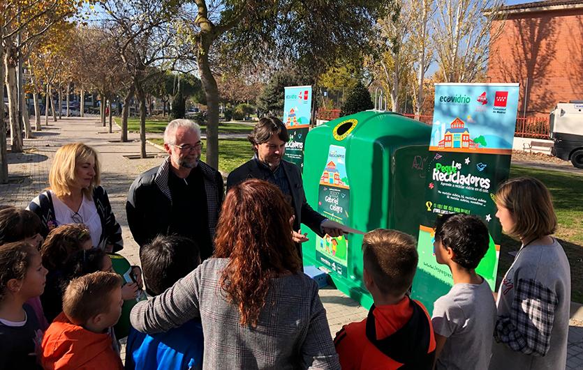 Los-Peque-Recicladores-Móstoles-Ecovidrio